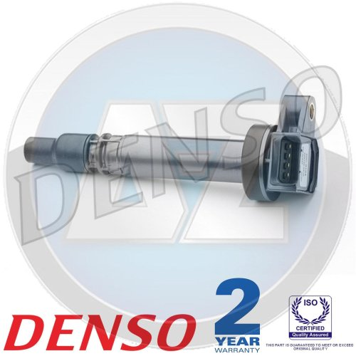 FOR TOYOTA CELICA 1.8 1.8 16V VVTL-i TS OE QUALITY DENSO IGNITION PENCIL COIL