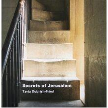 Secrets of Jerusalem Tzvia Dobrish-Fried - Hardback - Very Good Condition - Used