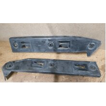 Audi A4 FRONT BUMPER MOUNT BRACKETS PAIR  8E0807283 - Used