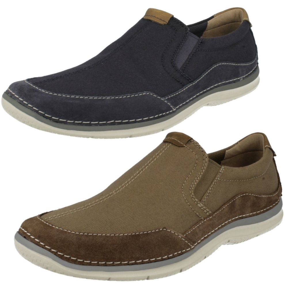 Mens Pod NV324 Lace-Up Casual Shoe