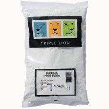 Triple Lion Potato Starch - 6x1.5kg