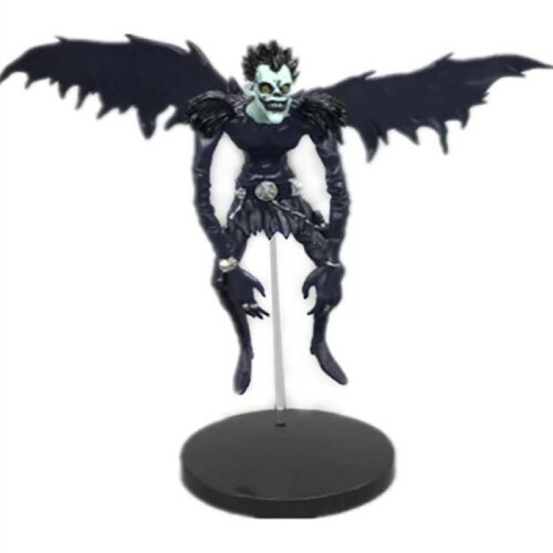Kids Boys Anime Death Note Ryuk Stand Action Figure Doll Statue Model Toys Gifts