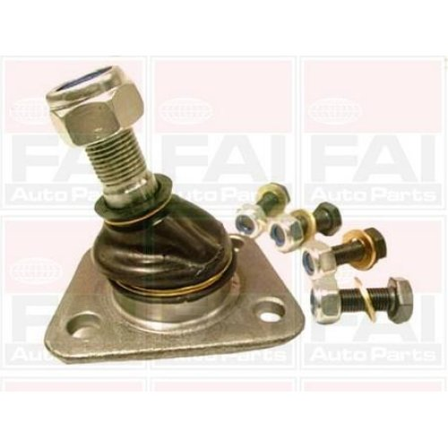 Front FAI Replacement Ball Joint SS563 for Fiat Ducato 1.8 Litre Petrol (01/86-12/87)