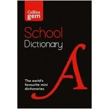 Collins Gem School Dictionary - Used