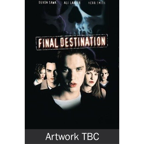 Final Destination DVD [2012]