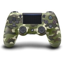 Sony DualShock 4 Controller   Official PlayStation PS4 Controller - Green Camouflage