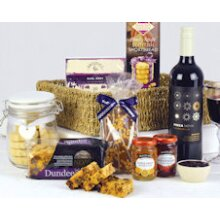 A 'Taste of the North' Luxury Scottish Gift Hamper for him or her - Birthdays, Thank You, Father's Day, Thinking of You, Christmas, Anniversaries!