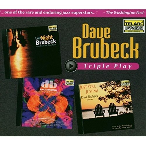 Dave Brubeck - Triple Play [CD]