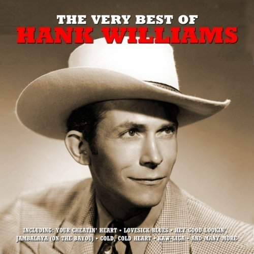 The Very Best of Hank Williams [double Cd] [audio