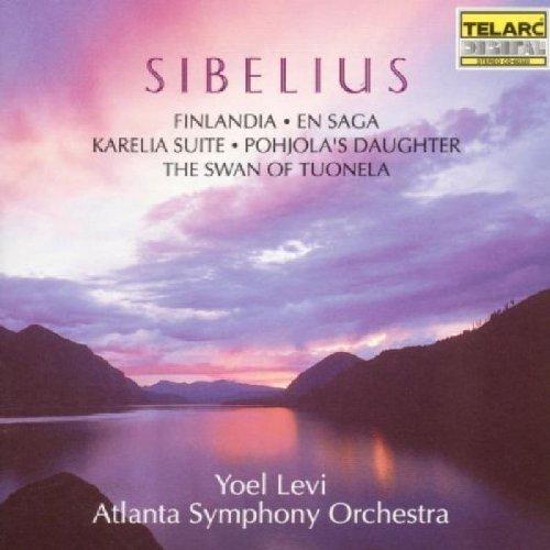 Yoel Levi - Jean Sibelius: Tone Poems and Incidental Music [CD]