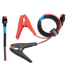 Solar RV Controller to Battery Clamp Charge Cable