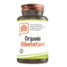 Organic DibeteKare Supplement, No Added Sugar, Gluten-free, NON GMO