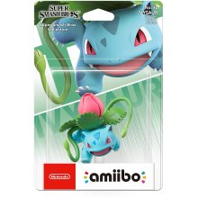 Amiibo Ivysaur Nintendo Switch Collection Super Smash Bros New