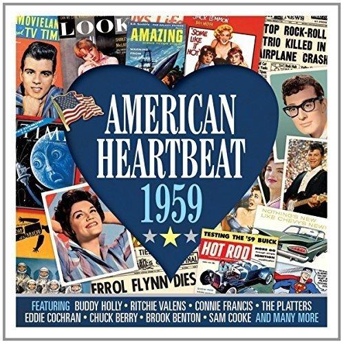 American Heartbeat 1959 (2cd) - V/a