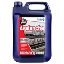 Avalanche - Industrial Oven Cleaner 1 x 5 Litres | Chemiphase Ltd