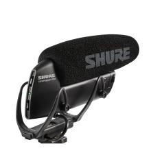 Shure VP83 LensHopper Camera-Mount Condenser Microphone 3.5 mm Jack, Black