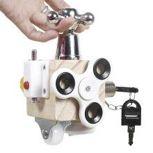 Baby Busy  Cube Activity Fidget Educational Train Skills Sensory Toy