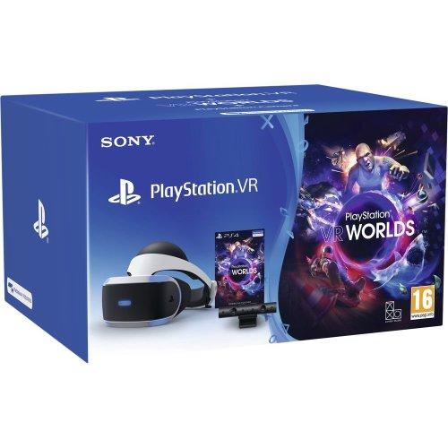 SONY PlayStation VR Starter Pack, White