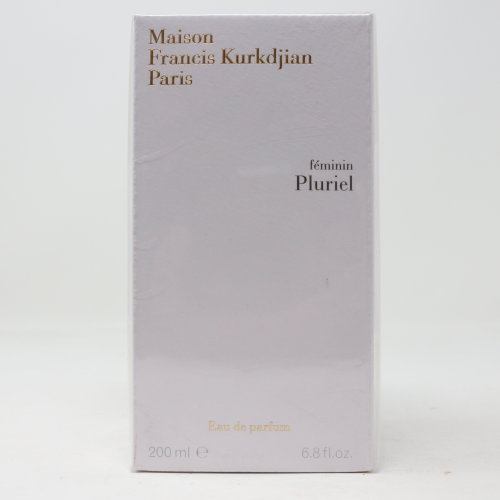 Feminin Pluriel by Maison Francis Kurkdjian Eau De Parfum 6.8oz Spray New In Box