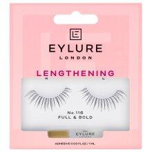 Eylure Lengthening Reusable False Eyelashes - 116 - Lash Adhesive Included