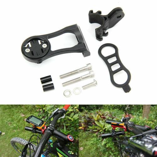 UK Bike Stem Extension Mount Holder Bracket Adapter For GARMIN Edge GPS GoPro
