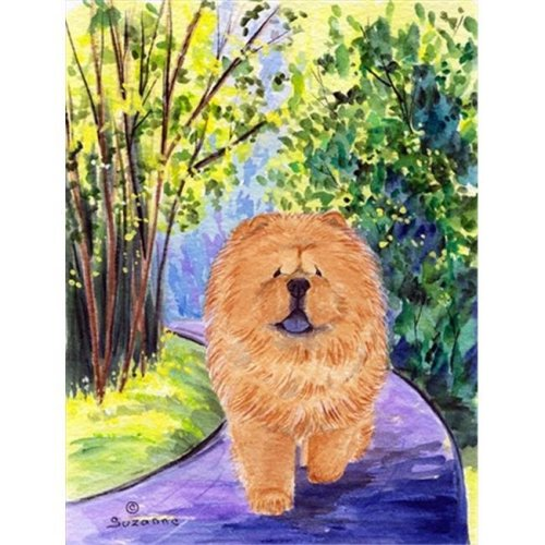 11 x 15 in. Chow Chow Flag Garden Size