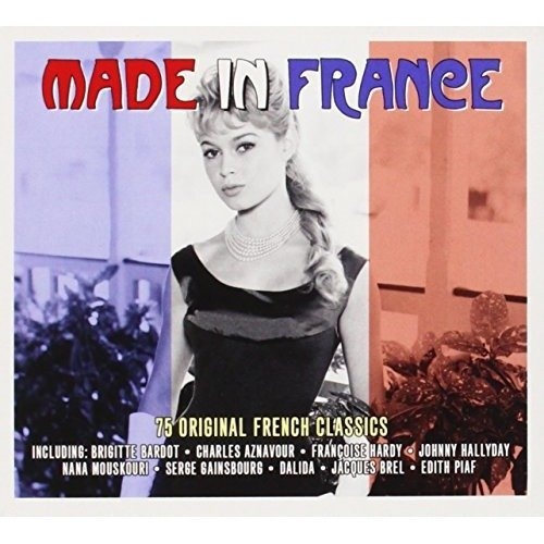 Made in France - Various Artists [CD]