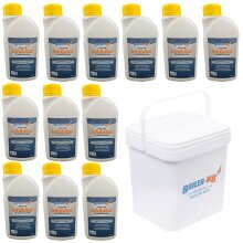 Boiler-m8 Trade Pack of 12 Heating System Inhibitor Concentrate 500ml