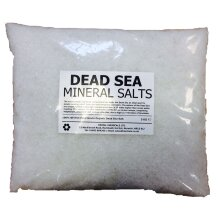 DEAD SEA SALT | 20KG BAG | 100% Natural | FCC Food Grade