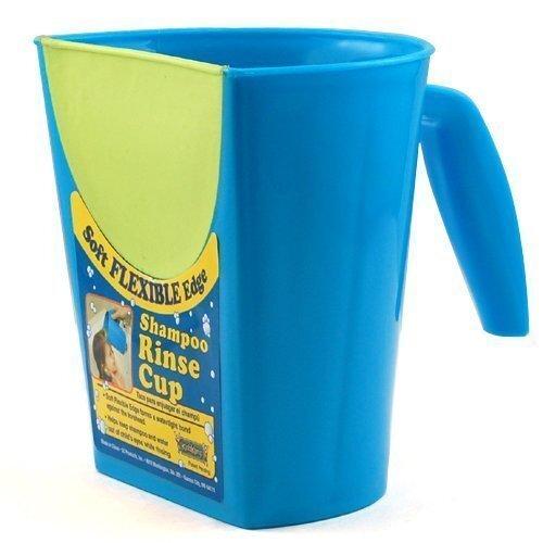 Baby Hair Bath Shampoo Rinse Training Shower Cup