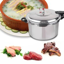11 LItre Duel Handle Pressure Cooker Kitchen Catering Home Cookware