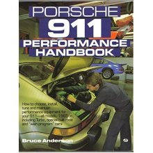 Porsche 911 Performance Handbook - Used
