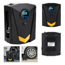 12V Electric Car Tyre Inflator Pump Digital Tyre Air Compressor Pump