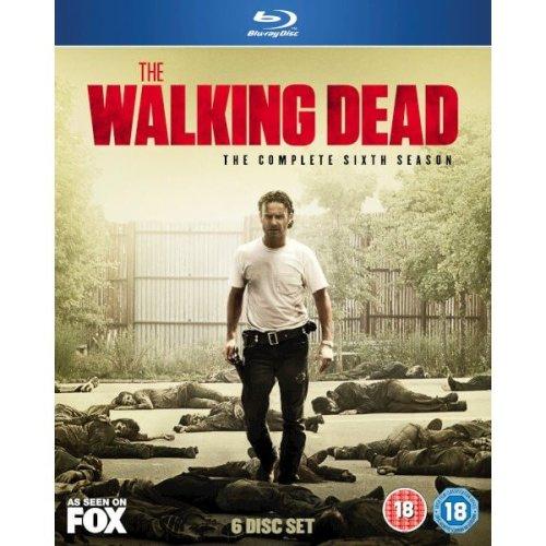 The Walking Dead Season 6 Blu-Ray [2016]