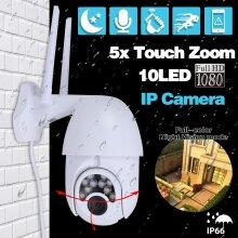 Wireless WIFI Camera 1080P CCTV HD Smart Home Security Outdoor IR Cam