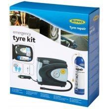 RING Emergency Tyre Compressor & Sealant Kit [RTK1]