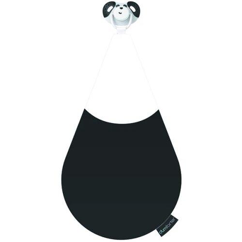 (Pepper Panda) Dumforter 3 in 1 Baby Dummy, Teether and Comfort Blanket in One