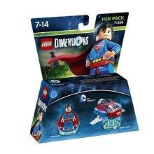 Lego Dimensions Dc Superman Fun Pack - Lego Dimensions: Fun Pack DC Superman