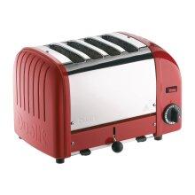 Dualit 4 Slice Vario Toaster Red 40353 - [GD394]