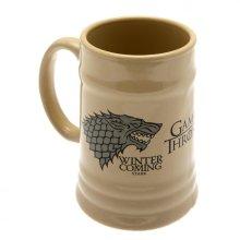 Game Of Thrones Official Stark Stein Mug