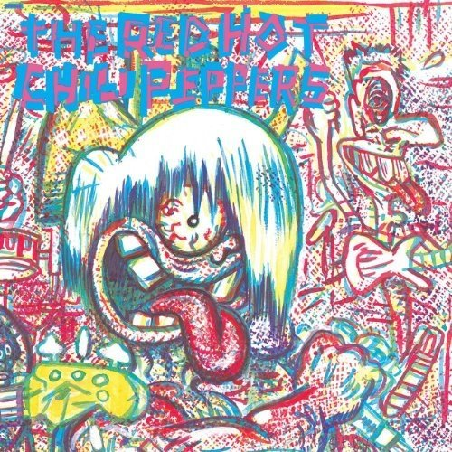 Red Hot Chili Peppers - Red Hot Chili Peppers [CD]