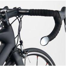 Cateye Bm45 Bar End Bike Mirrors - Black - Mirror Road Bar Aluminum Glass -  mirror cateye bike road bm45 barend aluminum glass rearview