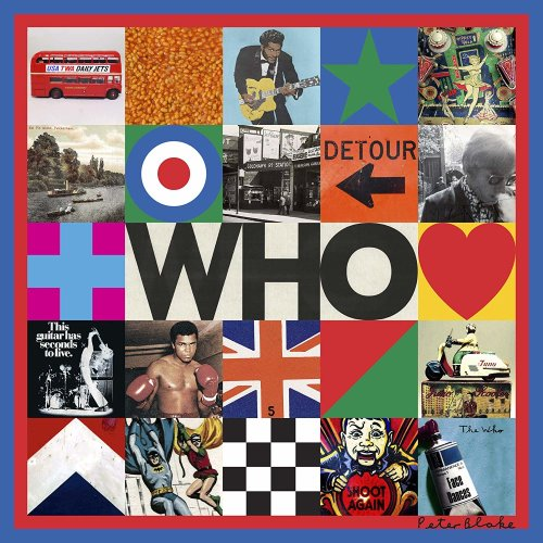 The Who - WHO [CD]