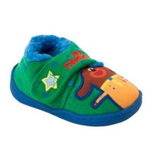 Hey Duggee Boys Plush Character Slippers