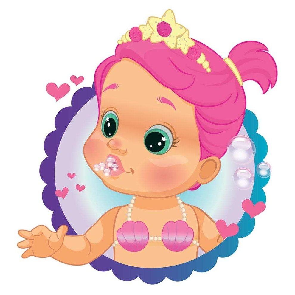 Rosa IMC bloopies Baby LUNA