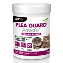 Vetiq Flea Guard Powder 60g