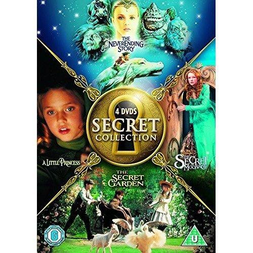 Secret Film Collection [dvd]