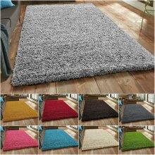 Shaggy Rugs Fluffy Rugs Living Room Carpet Mat