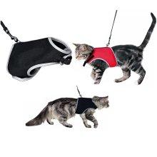 Trixie Soft Cat Harness & Leash