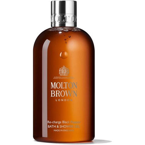 Molton Brown Re-Charge Black Pepper Bath & An Invigorating luxury Shower Gel